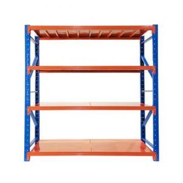 Adjustable Chrome Wire Shelving Metal Storage Rack for Garage / Warehouse