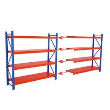 High Density Bulk Storage Auto Gravity Pallet Racking
