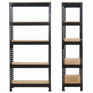 Heavy Duty Shelving Unit Sheet Metal Storage Rack for Industries