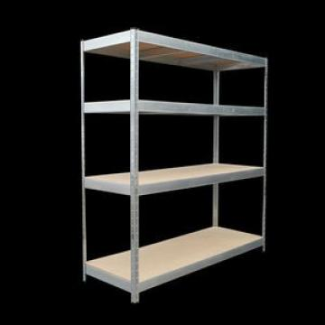 Heavy Duty Metal Display Unit Colored Shelves for Tools with LCD TV Screen