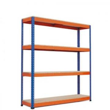 Heavy Duty Boltless Metal Shelving 5-Shelf Shelf Unit