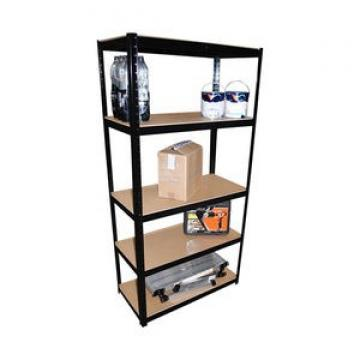 Heavy Duty 5 Tier Boltless Metal Steel Rack Storage Shelving Unit