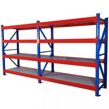 6 - Layer Commercial Galvanized Food Storage Rack Adjustable Metal Shelving Units