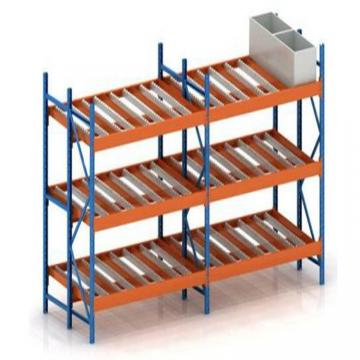 Industrial Sliding Shelf with Gravity Display Rack Rollers
