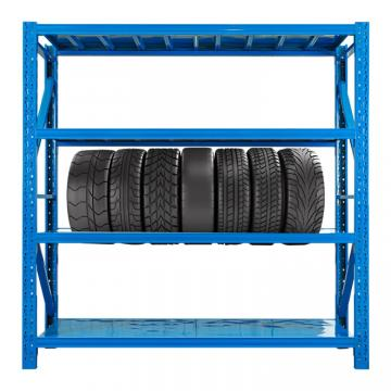 Heavy Duty Shelf Warehouse Storage Industrial Steel Metal Shelving (IRA)